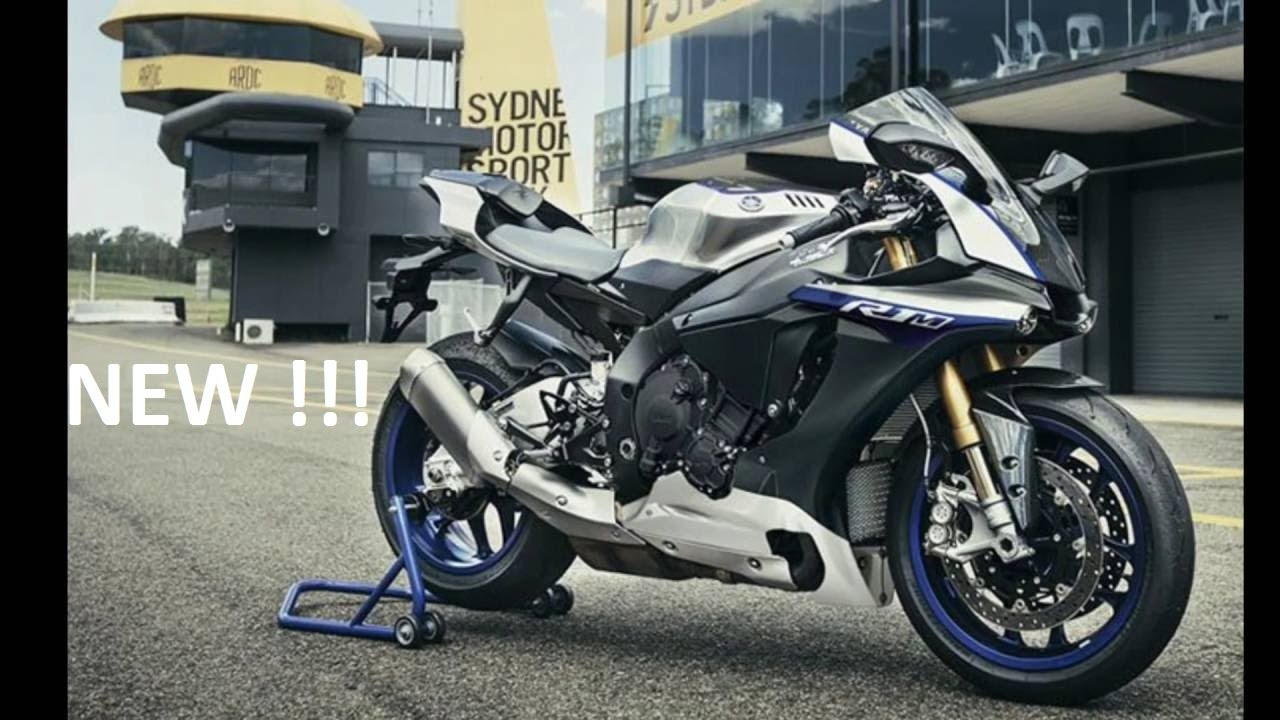 New Yamaha R1 2017