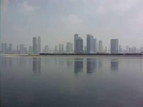 Sharjah and Persian Gulf