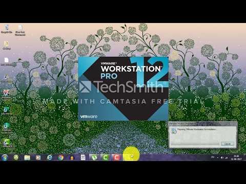 VMware Workstation Pro 12.5.6 Full Version LifeTime Key [HD]