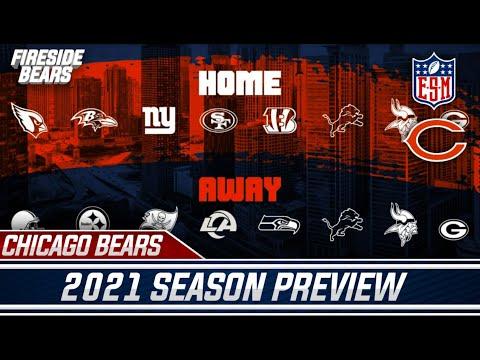 Chicago Bears 2021 Season Preview Ft. Kenneth Davis