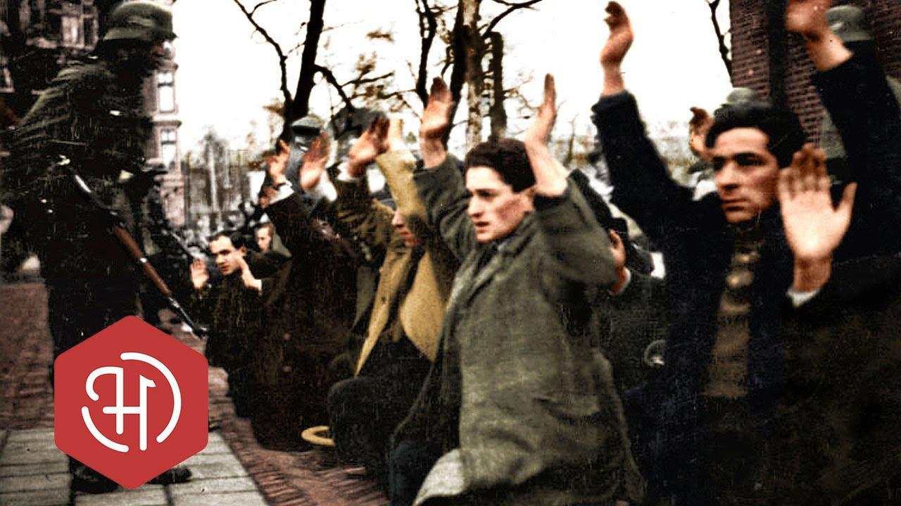 Download The Netherlands during World War II (1940 - 1945)