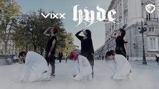 [SPOOKY KPOP IN PUBLIC IN MADRID - ONE TAKE] | VIXX (빅스) - …