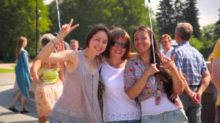 День Здоровья Biocad(Видео Агентство VOLK - http://vk.com/clubzona812., 2014-10-01T22:32:55.000Z)