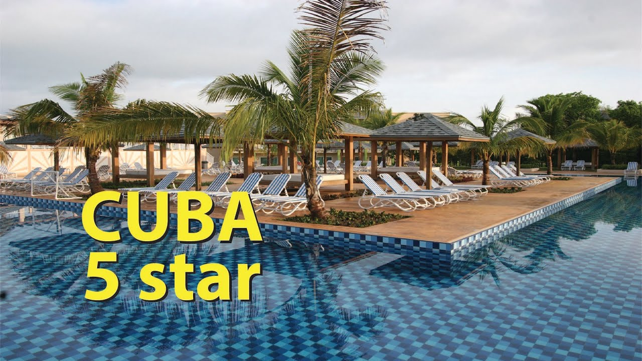 Star Hotels In Cuba On The Beach