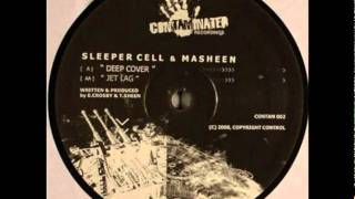 Sleeper Cell & Masheen - Jet Lag [Drum & Bass]