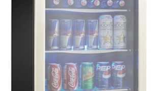 Danby 124 Can Beverage Refrigerator- DBC039A1BDB Thumbnail