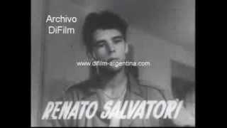 """DiFilm - Trailer del film """"Le ragazze di piazza di Spagna"""" 1952"""
