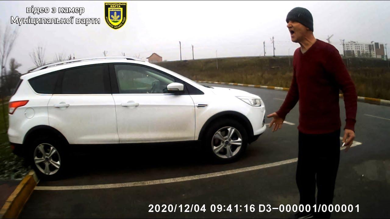 П'яний за кермом отримав покарання за нетверезе водіння