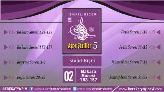 İsmail Biçer - Bakara Suresi 153/157