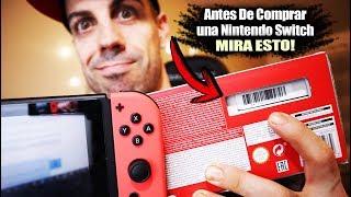 Antes de comprar una Nintendo Switch debes saber esto | #1