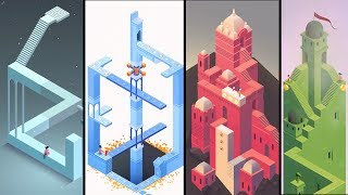 Monument Valley 2 - Chapter 1 to 4 Walkthrough Video