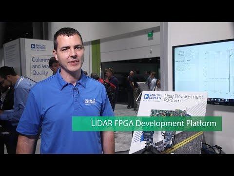 Analog Devices: LIDAR FPGA Development Platform