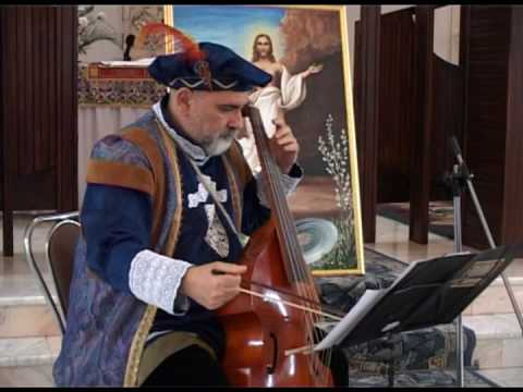 Gray's Inn Mask - Playford - Duo Continuo Romania