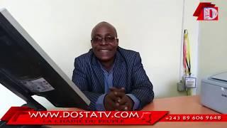 Désiré Mbonzi porte parole ya MLC alobi JP Bemba devient un personnage plus qu'avant