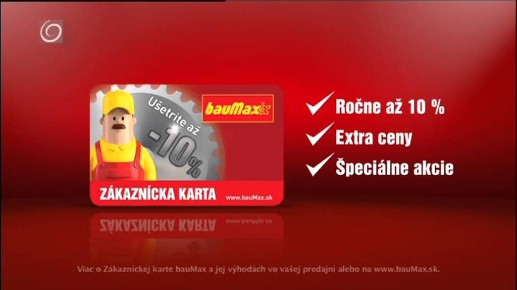 Baumax Youtube