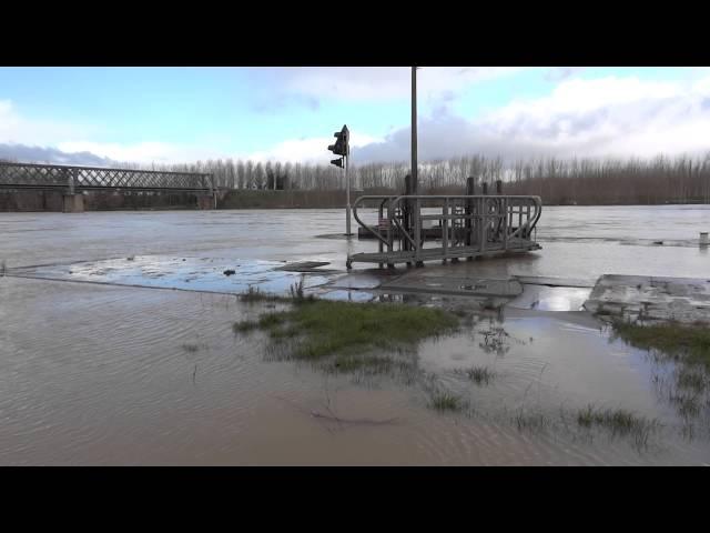 Crue Garonne
