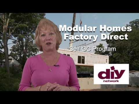 Breakneck Builds Episode with Modular Homes Factory Direct