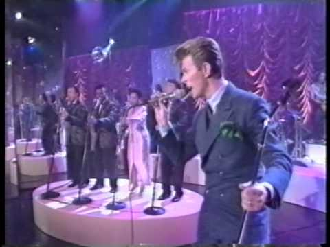 David Bowie Nite Flights Tonight Show '93