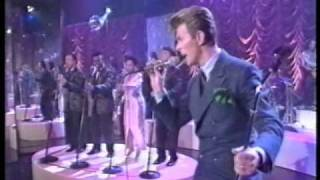 David Bowie Nite Flights Tonight Show '93