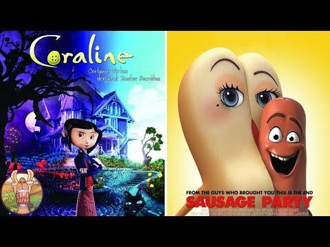 10 FILMS que LES PARENTS CROYAIENT ÊTRE pour ENFANTS, ALORS que NON | Lama Faché