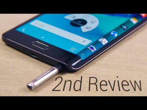 Note Edge 2nd Review - 3 Months In!