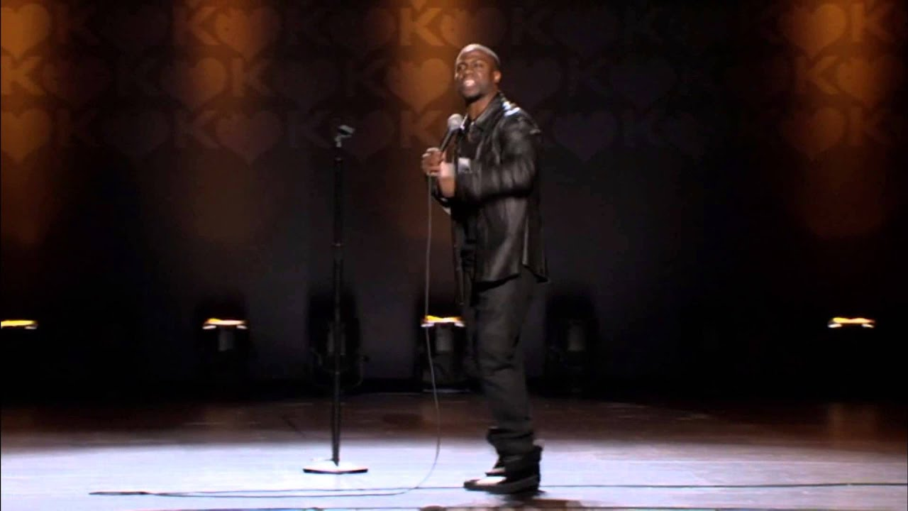 Kevin Hart- Say it with your chest