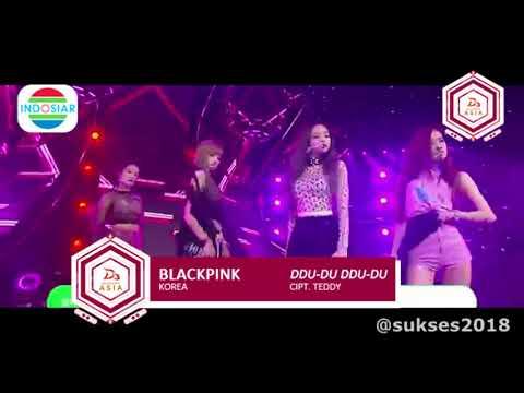 [WHAT IF] BLACKPINK @ Dangdut Academy Asia 2 - DDU DU DDU DU