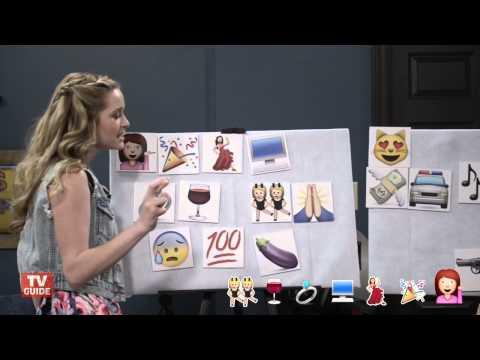 Awkward's Greer Grammer Explains Season 5 in Emojis