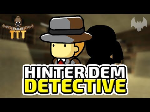 Hinter dem Detective - ♠ Trouble in Terrorist Town Totem #1134 ♠ - Dhalucard