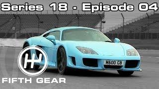 Fifth Gear Series 18 Episode 4 смотреть