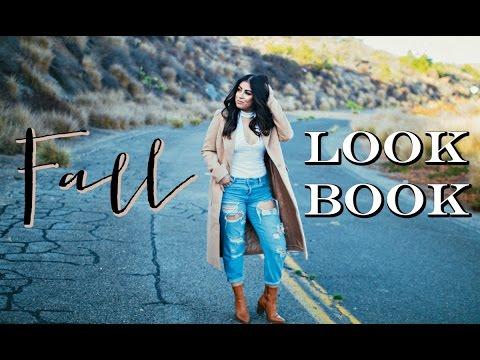 Fall Lookbook 2016: Fall Outfit Ideas