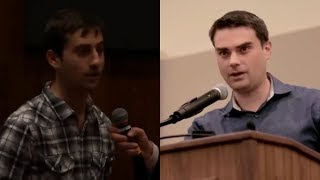 Cocky Student CHALLENGES Ben Shapiro's Intelligence, Gets SCHOOLED
