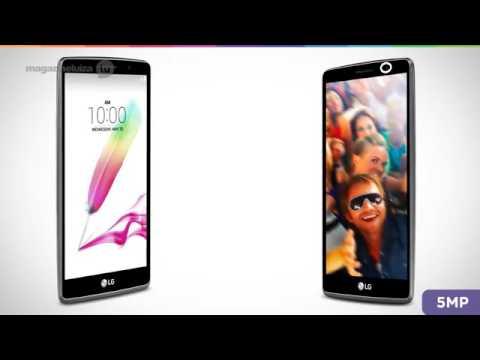 Smartphone LG G4 Stylus HDTV 16GB Dual