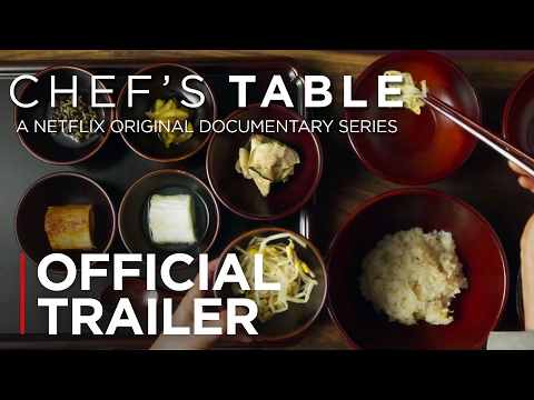 Chef's Table - Season 3 | Official Trailer [HD] | Netflix