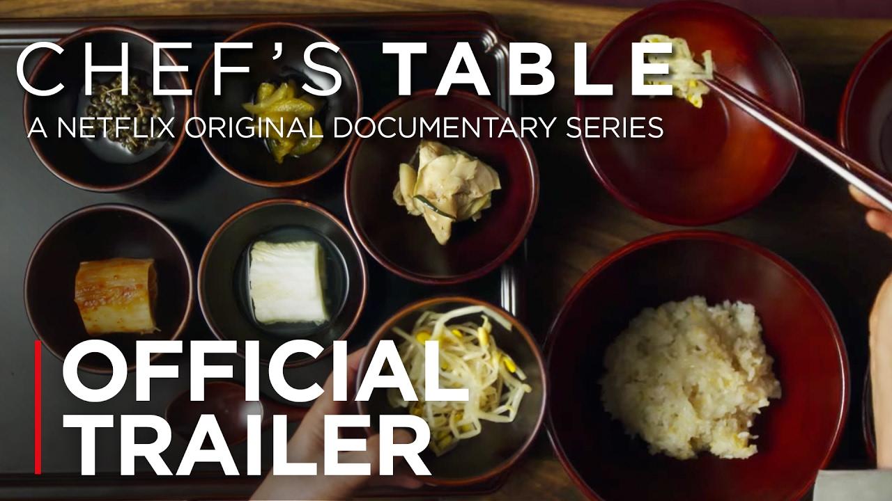 Chef S Table Season 3 Official Trailer Hd Netflix Youtube