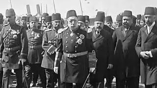 WWI Arab Revolt: Unification usurped (1of2) - Ottoman collapse - Arab nationalism