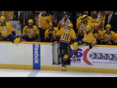 Vancouver Canucks vs Nashville Predators | January 10, 2017 | Full Game Highlights | NHL 2016/17