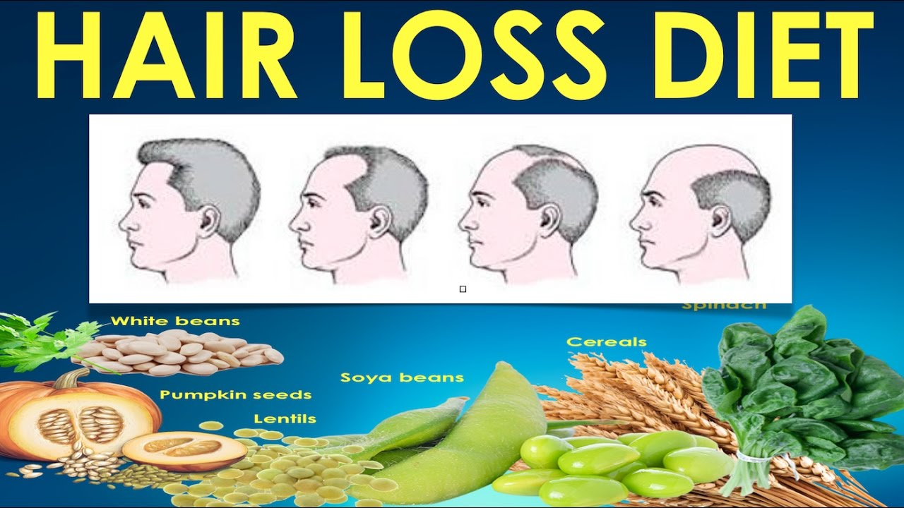 Hair Loss Diet What To Eat For Healthy Hair Hair Fall Treatment