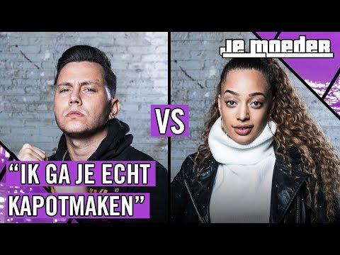JORDEN VS CHANNAH (EOTBDD) - JE MOEDER AFL. 7