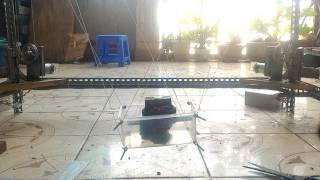 cable driven parallel robot 6dof part2