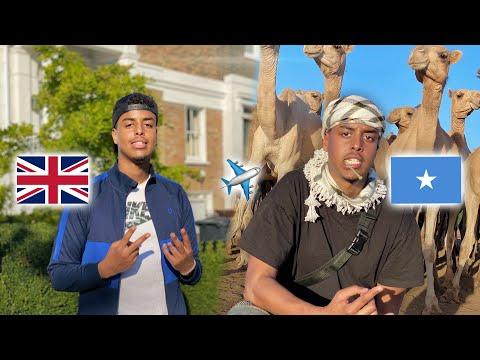 TRAVELLING TO SOMALIA! 🇸🇴✈️