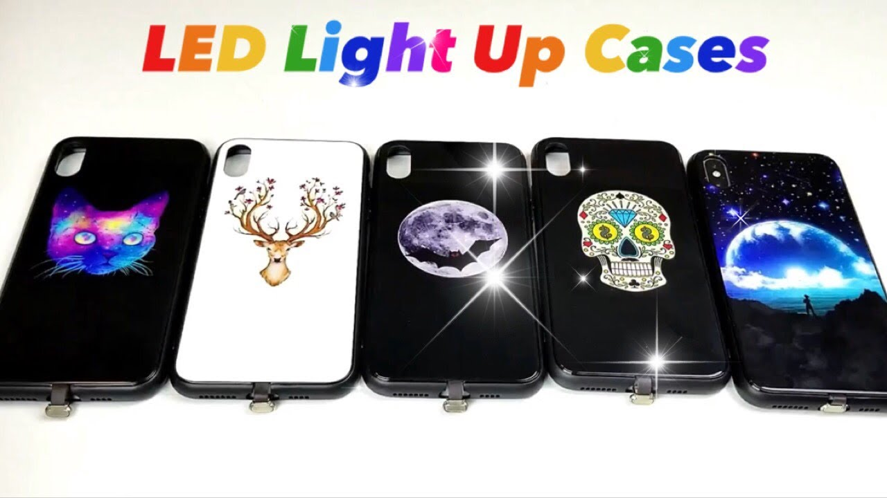iphone xs case light