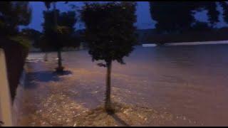Las lluvias torrenciales dejan récords en el sureste peninsular