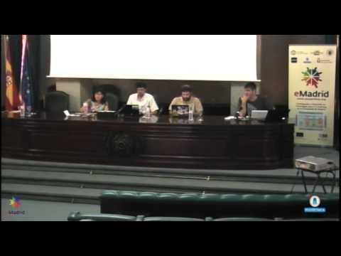 Sesión sobre experiencias docentes con software libre y Wikipedia. III Jornadas eMadrid (4/7)