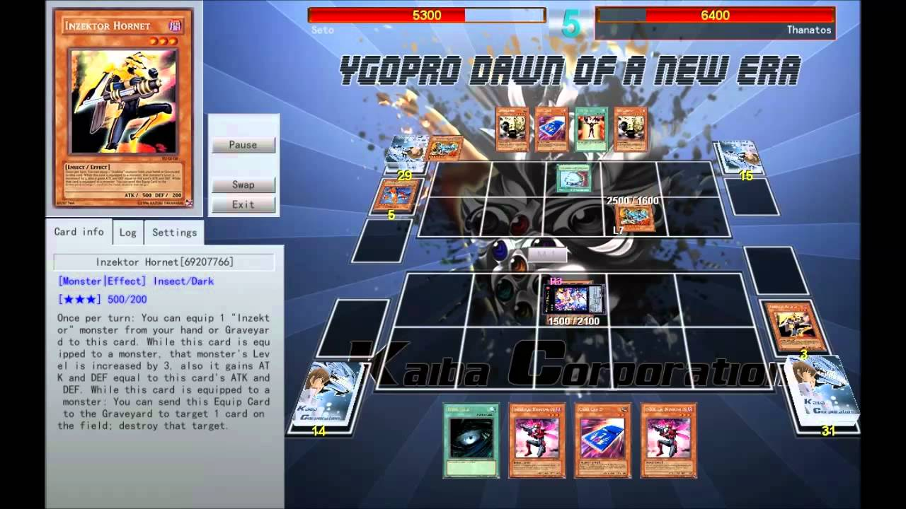 YGOPRO Dawn of a New Era Tournament Duel - YouTube 3349e0b4906