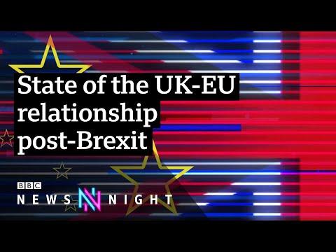 UK-EU post-Brexit relationship: