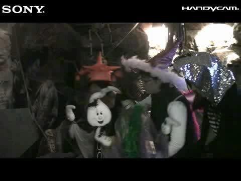 Sony X Ocean Park Halloween 2008 (01/10  09:42PM)
