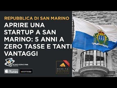 Startup a San Marino: 5 anni a 0 tasse grazie all'incubatore d'impresa