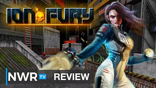 Ion Fury is a Modern Build Engine Classic! Switch Review (Video Game Video Review)