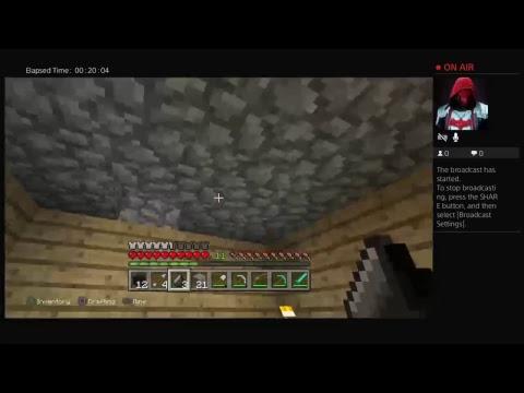 Ian Shaw playing Minecraft Ep4